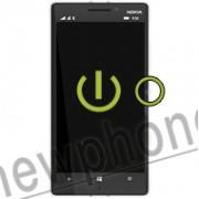 Nokia Lumia 930 aan uit knop reparatie