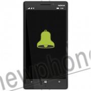 Nokia Lumia 930 speaker reparatie