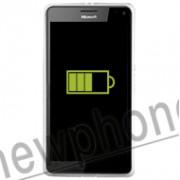 Nokia lumia 950 batterij reparatie