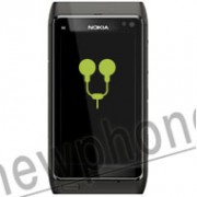 Nokia N8, Audio headset reparatie