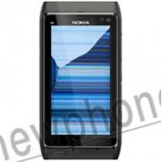Nokia N8, LCD scherm reparatie