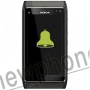 Nokia N8, Speaker reparatie
