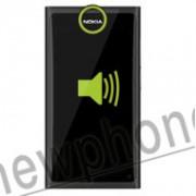 Nokia N9, Ear speaker reparatie
