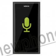 Nokia N9, Microfoon reparatie
