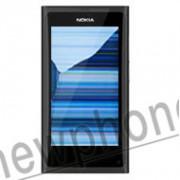 Nokia N9, Touchscreen / LCD scherm reparatie