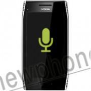Nokia X7, Micofoon reparatie