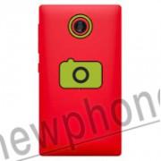 Nokia X back camera reparatie