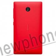Nokia X back cover reparatie