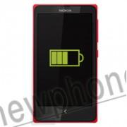 Nokia X batterij reparatie