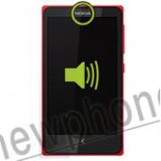 Nokia X oorspreker reparatie