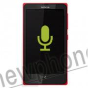 Nokia x microfoon reparatie