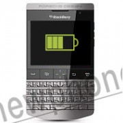 BlackBerry P 9981, Accu reparatie