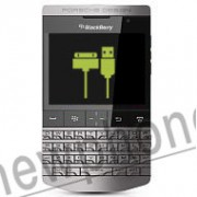 BlackBerry P 9981, Software herstellen