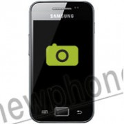 Samsung Galaxy Ace, Camera reparatie