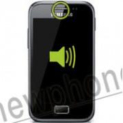 Samsung Galaxy Ace Plus, Ear speaker reparatie