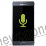 Samsung Galaxy Alpha microfoon reparatie