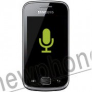 Samsung Galaxy Gio S5660, Microfoon reparatie