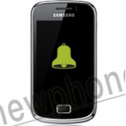 Samsung Galaxy Mini 2, Back speaker reparatie