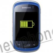 Samsung Galaxy Music S6010, Accu reparatie