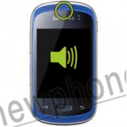 Samsung Galaxy Music S6010, Ear speaker reparatie