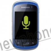 Samsung Galaxy Music S6010, Microfoon reparatie