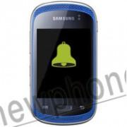 Samsung Galaxy Music S6010, Speaker reparatie