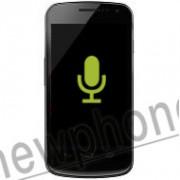 Samsung Galaxy Nexus, Microfoon reparatie