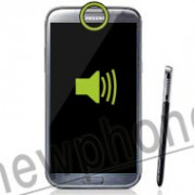 Samsung Galaxy Note 2, Ear speaker reparatie