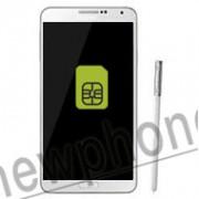 Samsung Galaxy Note 3, Sim slot reparatie