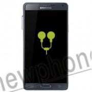 Samsung Galaxy Note 4, Koptelefoon aansluiting reparatie