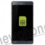 Samsung Galaxy Note 4, Simkaartlezer reparatie