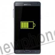 Samsung Galaxy Note 4, Accu / Batterij reparatie