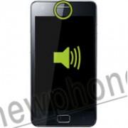 Samsung Galaxy S2, Ear speaker reparatie