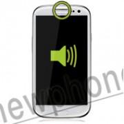 Samsung Galaxy S3, Ear speaker reparatie