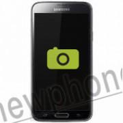Samsung Galaxy S5, Front camera reparatie