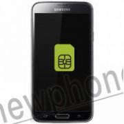 Samsung Galaxy S5, Sim slot reparatie