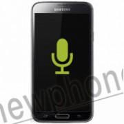 Samsung Galaxy S5, Microfoon reparatie