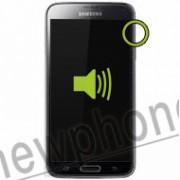 Samsung Galaxy S5, Mute switch knop reparatie