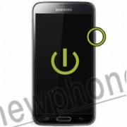 Samsung Galaxy S5, Aan / uit knop reparatie