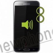 Samsung Galaxy S5, Volume knop reparatie