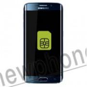 Samsung Galaxy S6 Edge sim slot reparatie