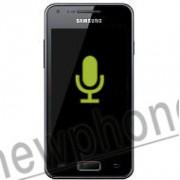Samsung Galaxy S Advance, Microfoon reparatie