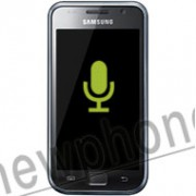 Samsung Galaxy S I9000, Microfoon reparatie