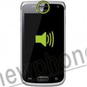 Samsung Galaxy W, Ear speaker reparatie