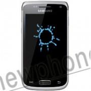 Samsung Galaxy W, Vochtschade