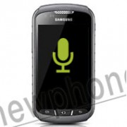 Samsung Galaxy Xcover 2, Microfoon reparatie