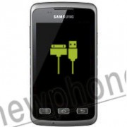 Samsung Galaxy Xcover S5690, Software herstellen