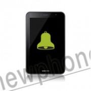 Samsung Galaxy Tab 7.0, Speaker reparatie