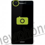 Sony Xperia A, camera reparatie