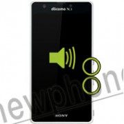 Sony Xperia A, Volume knop reparatie